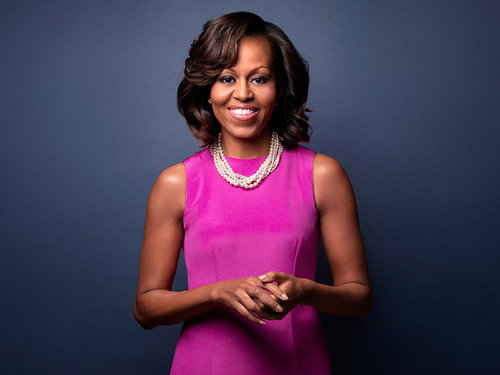 Michelle Obama | First-Generation, Low-Income Role Models | Rise First